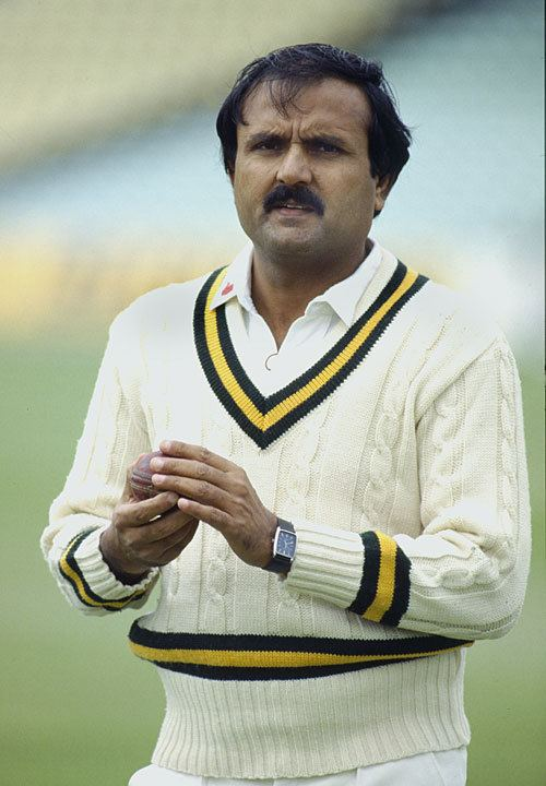 Famous Pakistani Cricket Player Iqbal Qasim Cricket Freaks