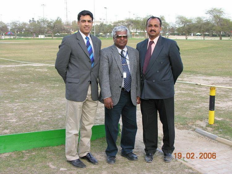 Iqbal Sikander (Cricketer)