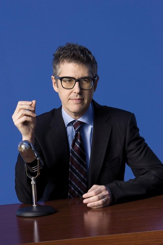 Ira Glass Ira Glass at Troy Savings Bank Music Hall on 121 WAMC