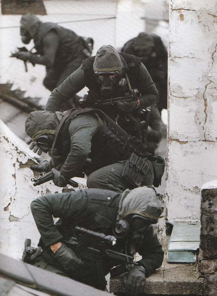 Iranian Embassy siege British SAS 1980 Embassy Siege Special Forces News