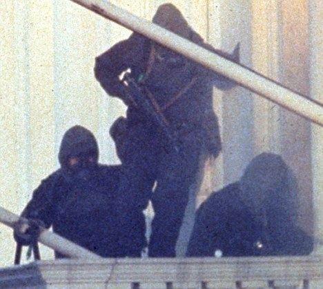 Iranian Embassy siege SAS hero John McAleese of Iranian embassy siege dies of suspected