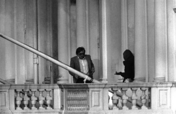 Iranian Embassy siege May 5 1980 SAS storm Iranian Embassy to end sixday siege in front