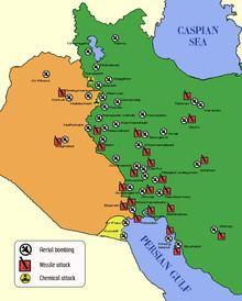Iran–Iraq War IranIraq War Wikipedia