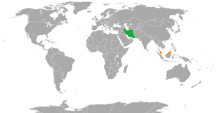 Iran–Malaysia relations