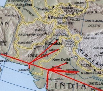 Iran–Pakistan gas pipeline