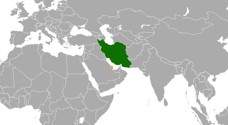Iran–Qatar relations