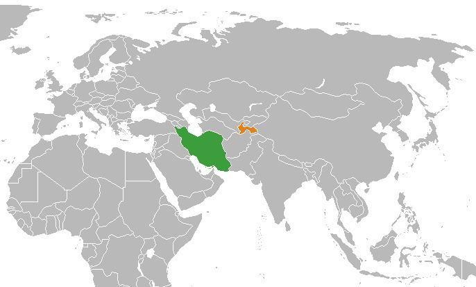 Iran–Tajikistan relations