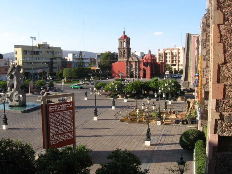 Irapuato in the past, History of Irapuato