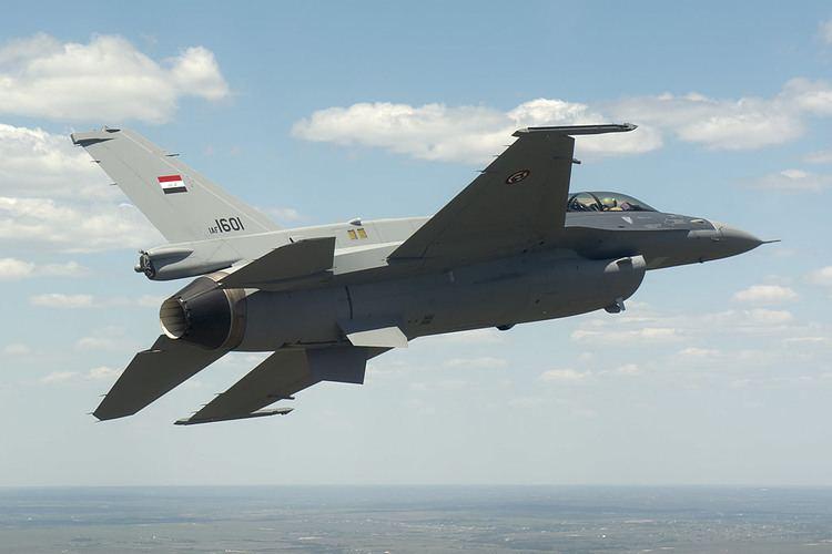 Iraqi Air Force The New Iraqi Air Force F16IQ Block 52 Fighters