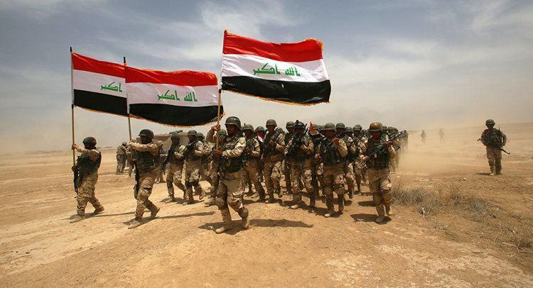 Iraqi Army Peshmerga Confirm Plans for Iraqi Army Overhaul Don39t Involve
