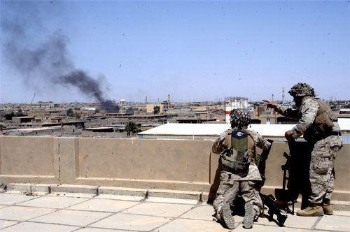 Iraqi insurgency (2003–06)