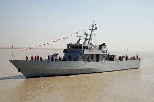 Iraqi Navy Iraqi Navy adds ship America39s North Shore Journal