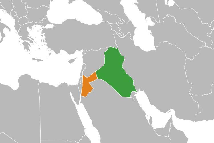 Iraq–Jordan relations