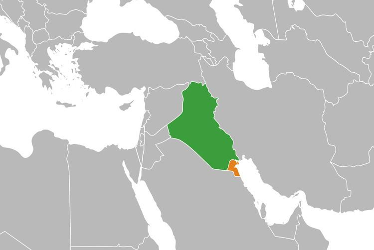 Iraq–Kuwait relations
