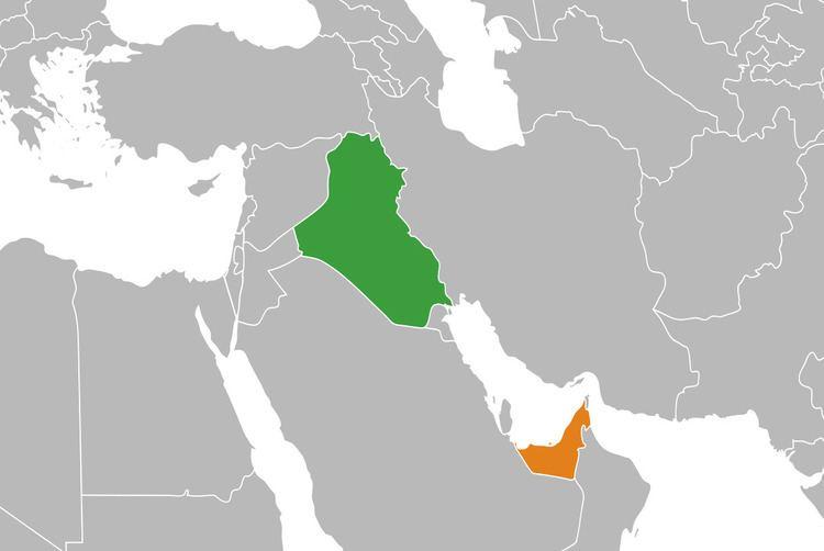 Iraq–United Arab Emirates relations