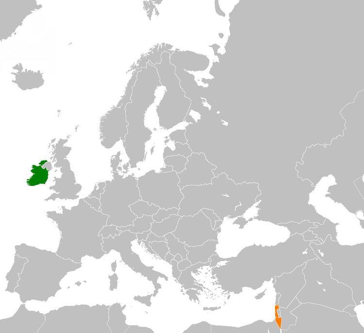 Ireland–Israel relations