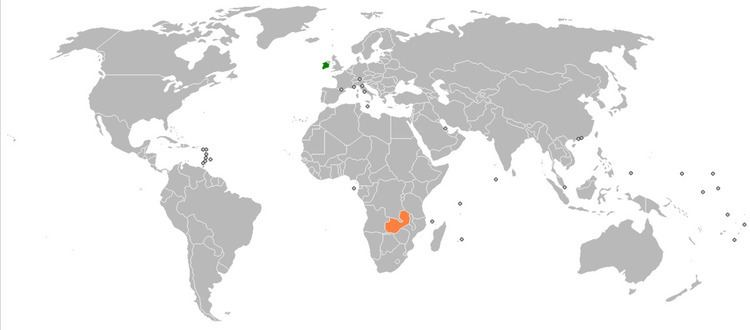 Ireland–Zambia relations