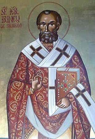 Irenaeus BLOGUL PROIECTULUI THEODIALOGIA Saints Irenaeus Bishop of