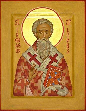 Irenaeus Irenaeus of Lyons