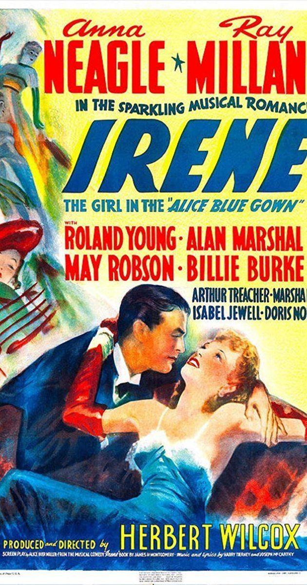 Irene (1940 film) Irene 1940 IMDb