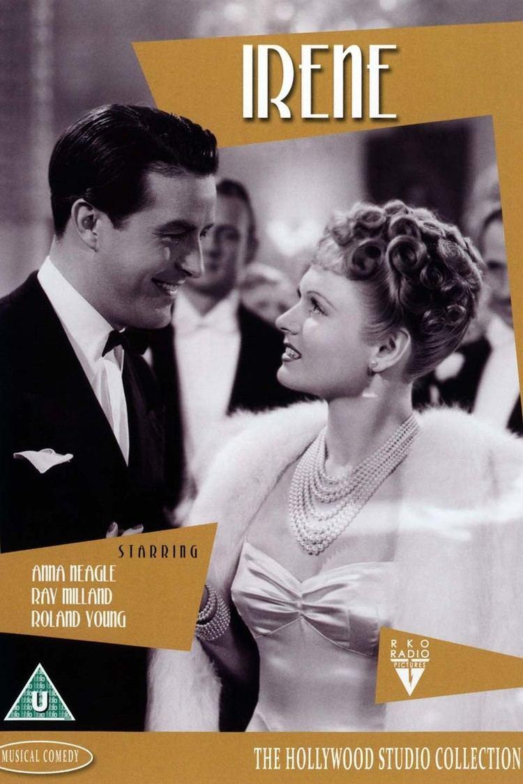 Irene (1940 film) wwwgstaticcomtvthumbdvdboxart3518p3518dv8