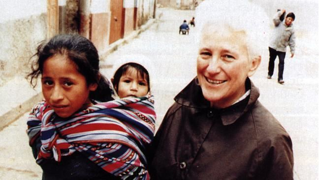 Irene McCormack Murdered nun Irene McCormack could be our next saint The