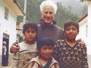 Irene McCormack Murdered nun Sister Irene McCormack may be Australias second saint