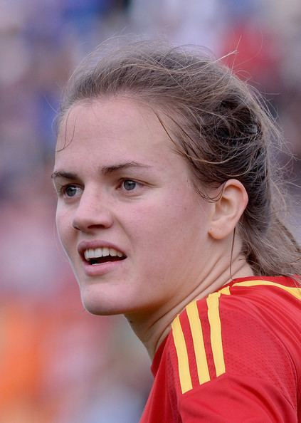 Irene Paredes Classify Spanish female footballer Irene Paredes