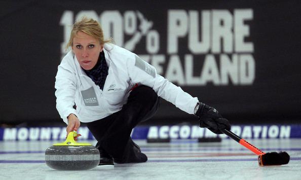Irene Schori Irene Schori Photos Photos Winter Games NZ Day 16 Curling