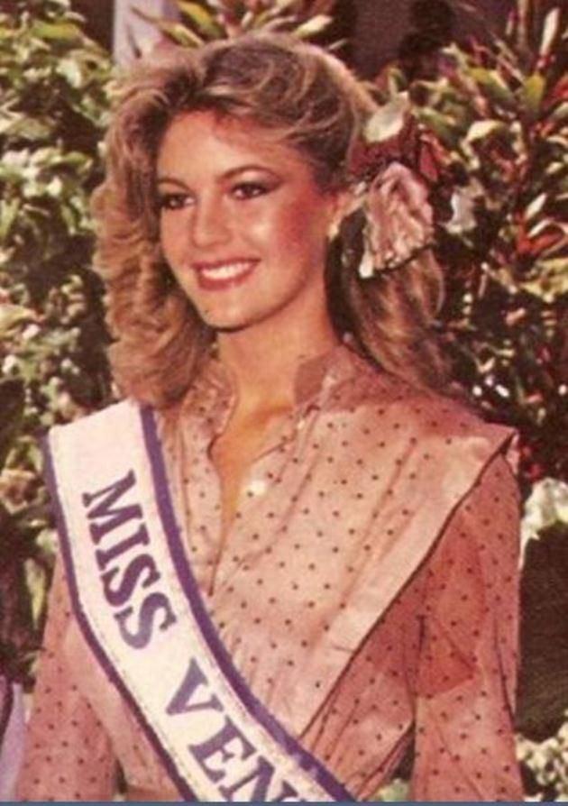 Irene Sáez Miss Venezuela Irene Saez 1981 Miss Venezuela Pinterest Venezuela