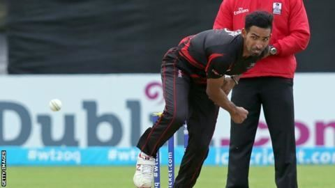 Irfan Ahmed Hong Kong allrounder banned for two and a half years