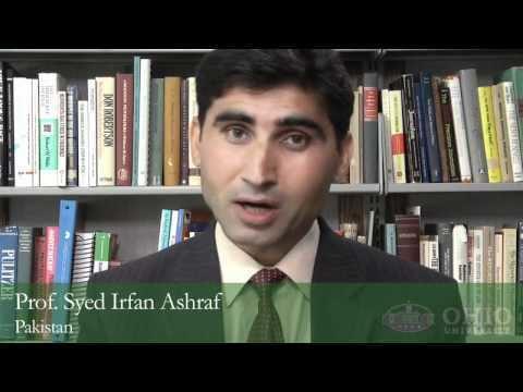 Irfan Ashraf Prof Syed Irfan Ashraf Pakistan YouTube