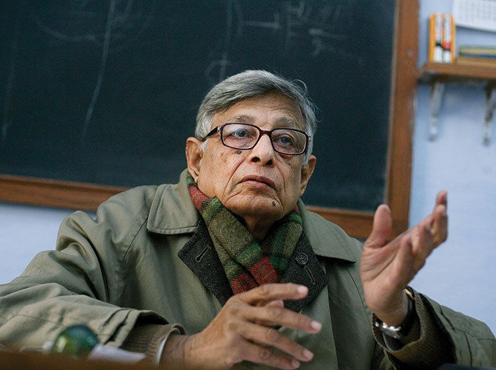Irfan Habib We could have done much better Irfan Habib on history of