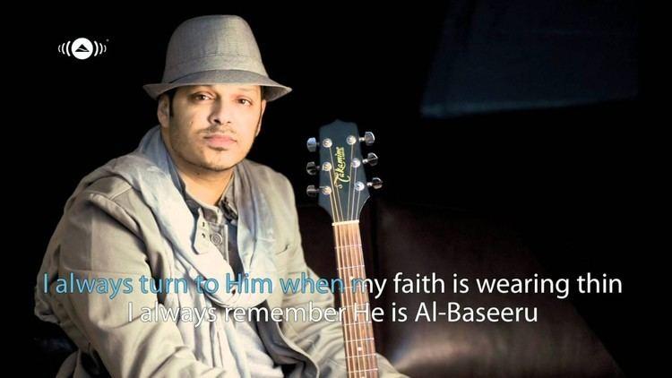 Irfan Makki Irfan Makki Allahu Official Lyric Video DEENtv