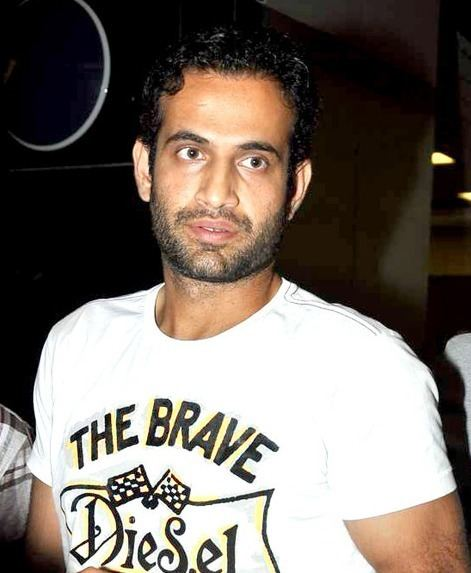 Irfan Pathan (Cricketer)