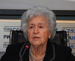 Irina Antonova Irina Antonova Wikipedia the free encyclopedia