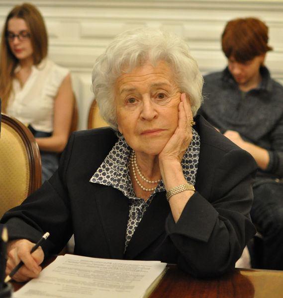 Irina Antonova Feeling Philanthropic Sort of Major Changes on the way