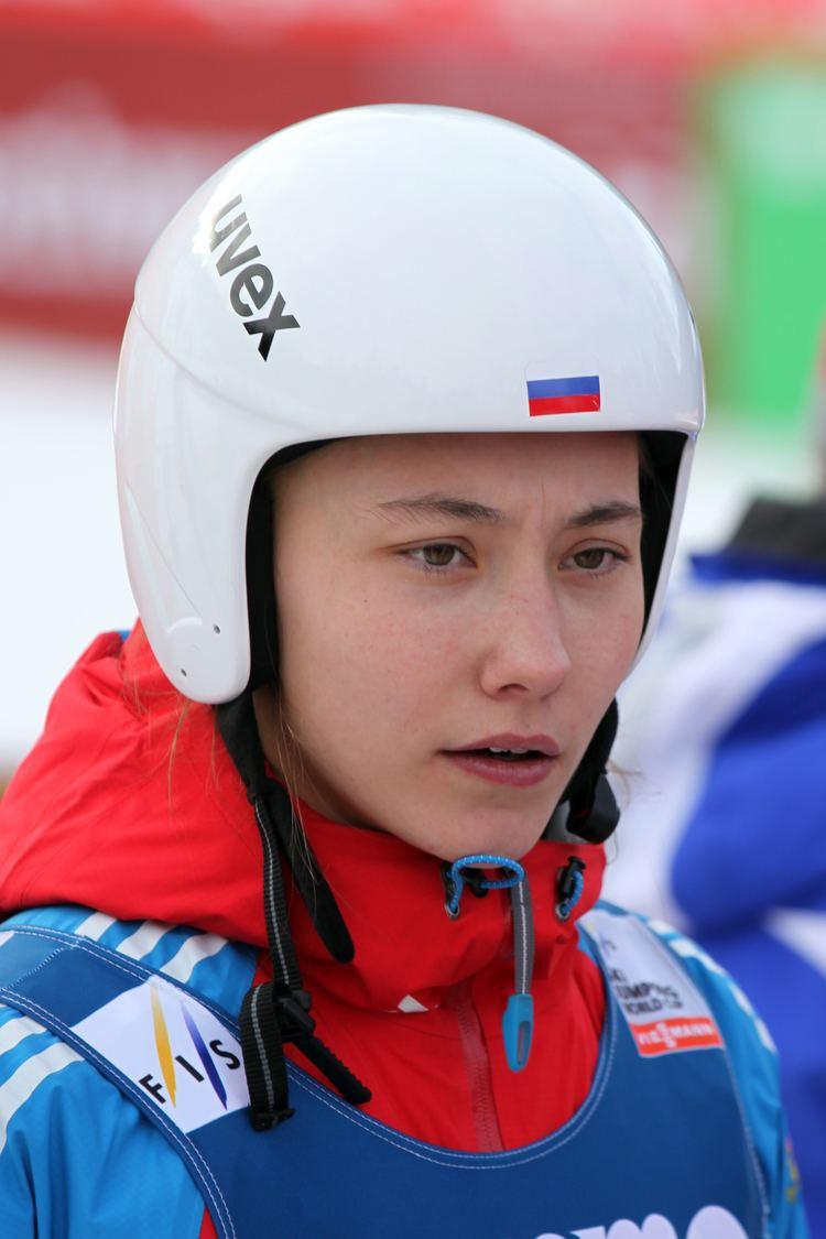 Irina Avvakumova FileIrina Avvakumova Hinterzarten2013bJPG Wikimedia