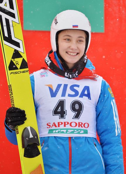 Irina Avvakumova Irina Avvakumova Photos FIS Women39s Ski Jumping World