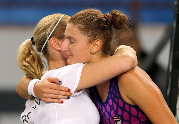 Irina-Camelia Begu Fed Cup Articles Begu instrumental as Romania books