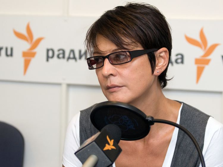 Irina Khakamada Irina Khakamada liberal Russian politician Famous