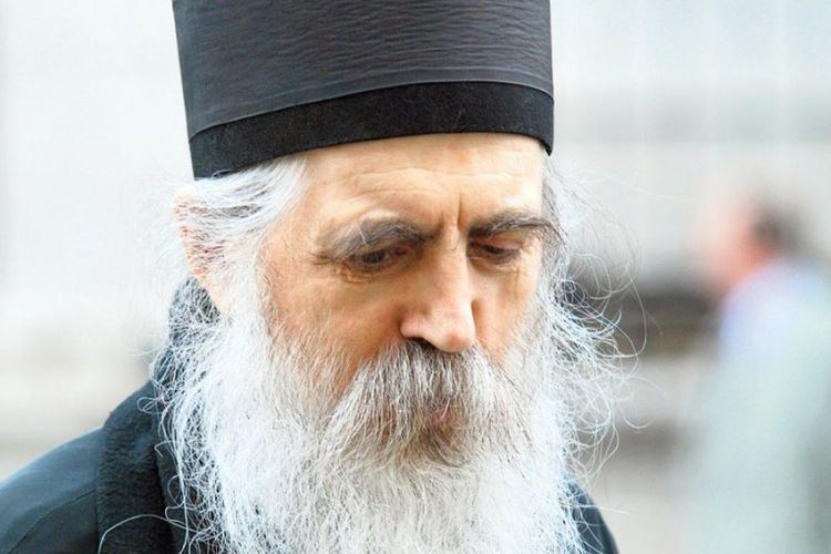 Irinej Bulović Irinej Bulovi sahranio ivog patrijarha Pavla Kurir