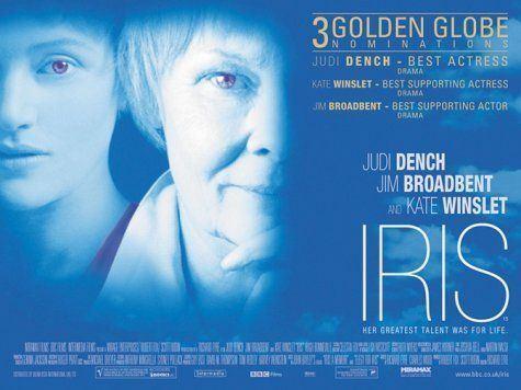 Iris (2001 film) Iris Movie Poster 2 of 2 IMP Awards