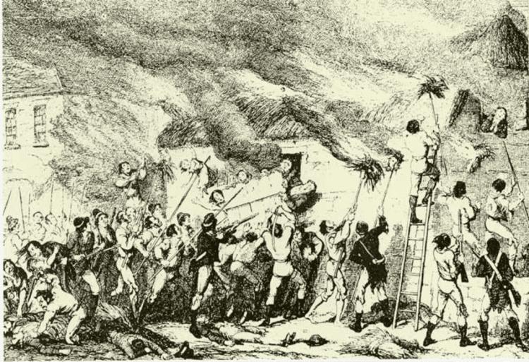 Irish Rebellion of 1798 Irish Uprising of 1798