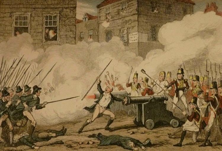 Irish Rebellion of 1798 httpsjohnjburnslibraryfileswordpresscom2011