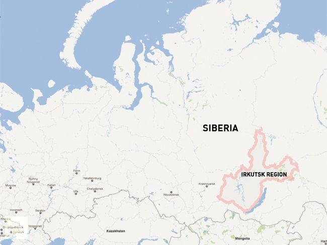 Irkutsk Oblast in the past, History of Irkutsk Oblast