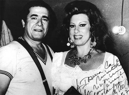 Irma Capece Minutolo Irma Capece Minutolo Photo Gallery soprano opera singer