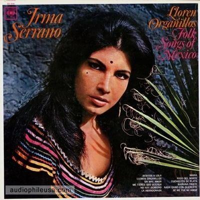 Irma Serrano Irma Serrano Records LPs Vinyl and CDs MusicStack