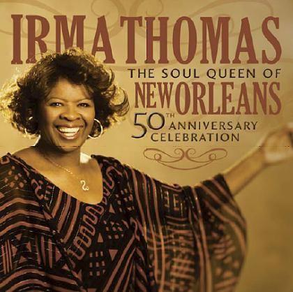 Irma Thomas IRMA THOMAS