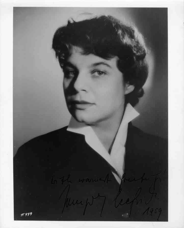 Irmgard Seefried Irmgard Seefried Leading Soprano Vienna Opera 1959